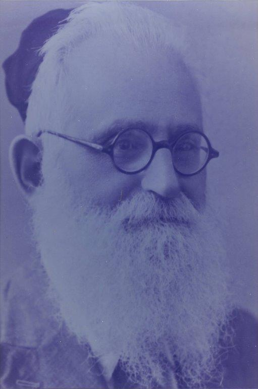 """הרב ד""""ר יעקב אלישקובסקי"""